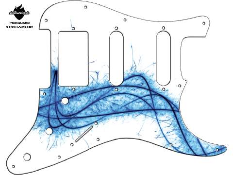Design Pickguard - E